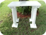 Column-Corinthian-38in-TABLE-71, Column Corinthian 38In Table 73 in. , architectural, , sculpture, statue, art