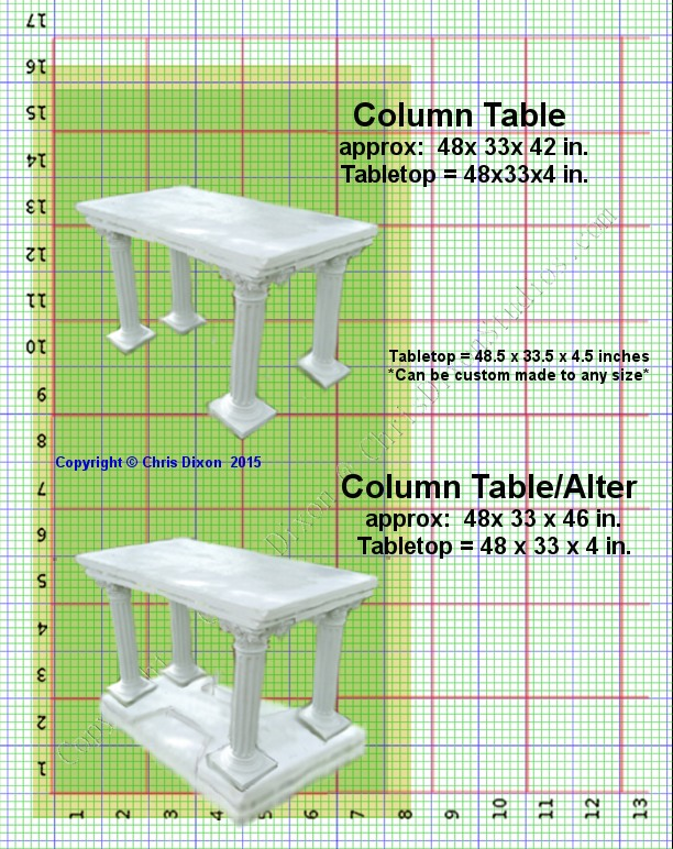 Architectural decor and displays for architectural ornamentation and sculptures custom art and - Alter table modify column ...