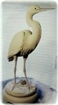 Great White Heron Lifesize, birds, herons, sculpture, statue, art