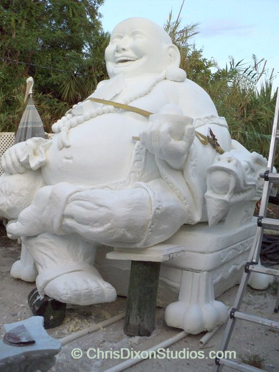 Huuuge custom monumental staues large public statues and