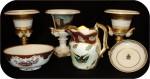 Bush Center Oval Office Porcelains, Dallas, TX