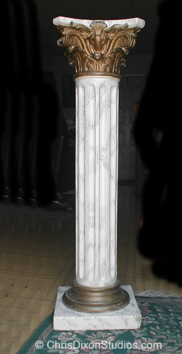 Corinthian Column Art Gallery Architectural Edition