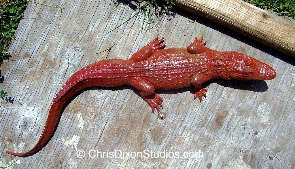 14-2a Alligator 3 4 Custom-Red-Tint40
